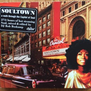 Various - Soultown - A Walk Through The Capitol Of Soul - Capitol Records - 7243 596334 2 8, EMI Music Netherlands - 7243 596334 2 8