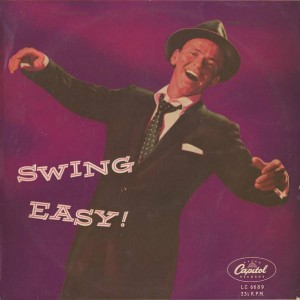 Frank Sinatra - Swing Easy! - Capitol Records - LC 6689, Capitol Records - LC6689
