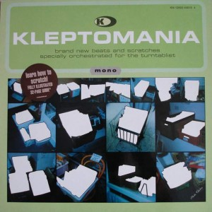 The Pancake Man - Kleptomania - Kleptomania - KM001