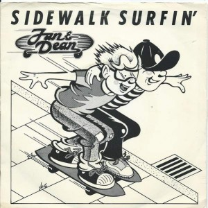 Jan & Dean - Sidewalk Surfin' - United Artists Records - UP 36271