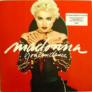 Madonna - You Can Dance - Sire - WX 76, Sire - 925 535-1