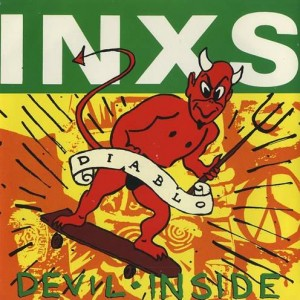 INXS - Devil Inside - Mercury - INXS 10