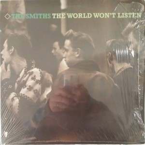 The Smiths - The World Won't Listen - Rough Trade - ROUGH 101