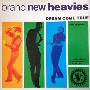 The Brand New Heavies - Dream Come True - FFRR - FX 180, FFRR - 869 623-1