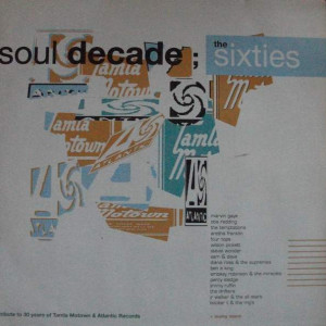 Various - Soul Decade ; The Sixties - BMG - ZL 74816(2)