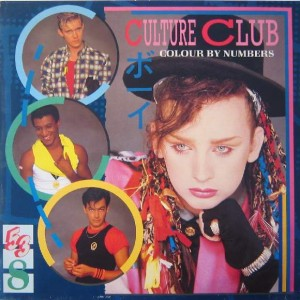 Culture Club - Colour By Numbers - Virgin - 205 730, Virgin - V 2285
