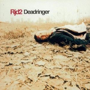 RJD2 - Deadringer - Definitive Jux - DJX35