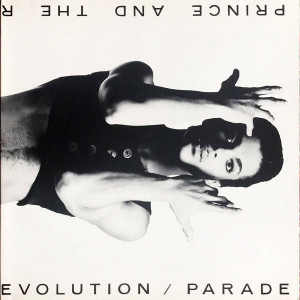 Prince And The Revolution - Parade - Paisley Park - WX 39, Paisley Park - 925 395-1