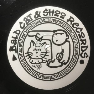 2 In A Tank - Don't Stop - Bald Cat & Shoo Records - BCS 001