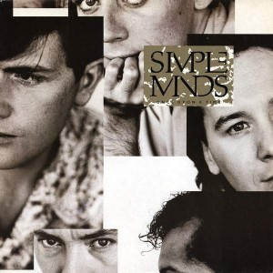 Simple Minds - Once Upon A Time - Virgin - V2364