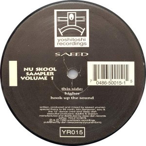Lofty Love / Saeed Younan - Nu Skool Sampler Vol. 1 - Yoshitoshi Recordings - YR015