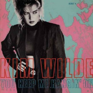 Kim Wilde - You Keep Me Hangin' On (Extended Mix) - MCA Records - KIMT 4
