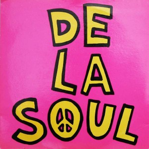 De La Soul - Me Myself And I - Big Life - BLR 7