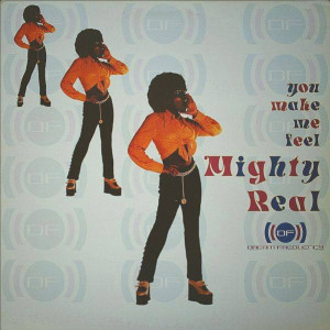 Dream Frequency - You Make Me Feel Mighty Real - City Beat - CBE 1275