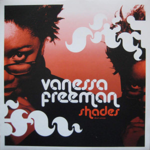 Vanessa Freeman - Shades (Album Sampler) - Chillifunk Records - 12cflp015s