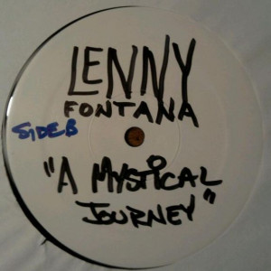 Lenny Fontana Presents Galaxy People - A Mystical Journey - Clear Music NYC - CL 1111-1