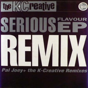 The K-Creative - Serious Flavour EP (Remix) - Talkin' Loud - TLKXR 20, Talkin' Loud - 866 857-1