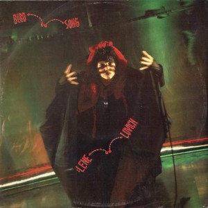Lene Lovich - Bird Song - Stiff Records - 12 BUY 53