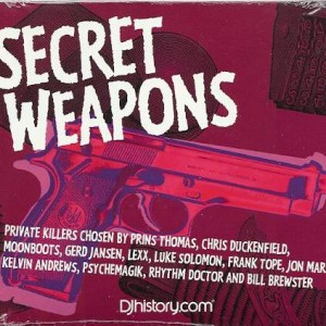 Various - Secret Weapons - DJ History - DJHIST002CD