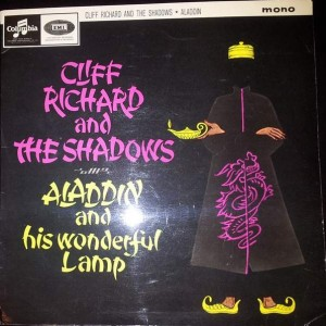 Cliff Richard & The Shadows - Aladdin And His Wonderful Lamp - Columbia - 33SX 1676