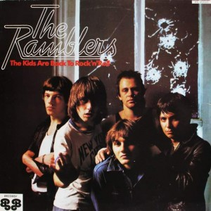 Ramblers - The Kids Are Back To Rock'n'Roll - BB Records - IHL 201001
