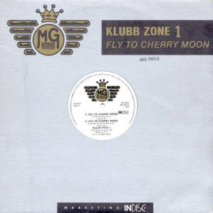 Klubzone 1 - Fly To Cherry Moon - MG Records - MG 66018