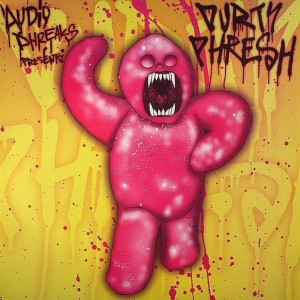 Durty Phresh - Jelly Baby / Swagger On A Million - Audio Freaks - PHREAKS028