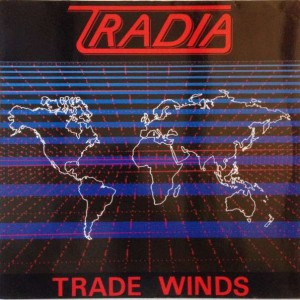 Tradia - Trade Winds - FM-Revolver Records Ltd. - WKFM LP108