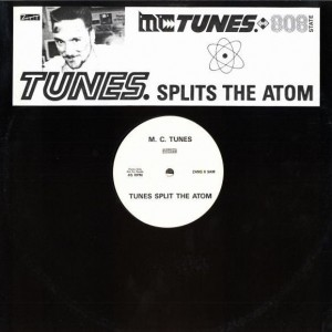MC Tunes - Tunes Split The Atom - ZTT - ZANG 6 SAM