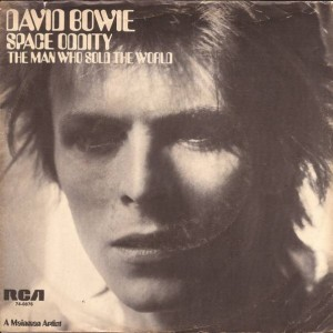 David Bowie - Space Oddity - RCA Victor - 74-0876