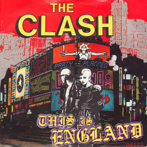 The Clash - This Is England - CBS - A6122