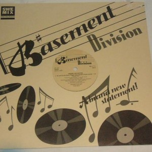 Swemix Orchestra - On And On (So Damn Tough) - Basement Division - BD 1: T1