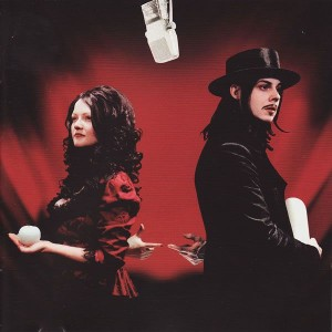 The White Stripes - Get Behind Me Satan - XL Recordings - XLCD 191