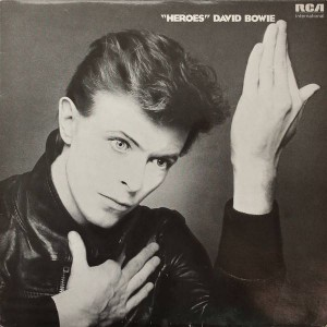 David Bowie - Heroes - RCA International - INTS 5066, RCA International - NL 13857