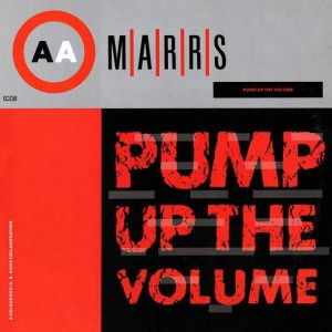 M|A|R|R|S - Pump Up The Volume - 4th & Broadway - BWAY 452, 4th & Broadway - B'WAY 452