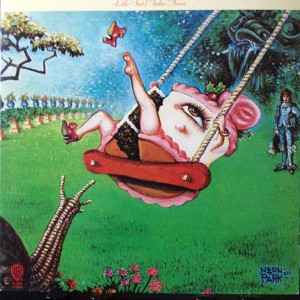 Little Feat - Sailin' Shoes - Warner Bros. Records - K 46156