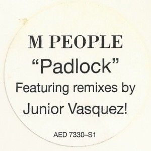 M People - Padlock - Epic Dance - AED 7330, Epic Dance - AED 7330-S1