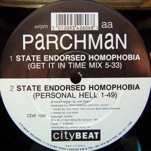 Parchman - Voice - City Beat - CBE 1260