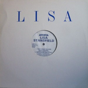 Lisa Stansfield - Time To Make You Mine - Arista - TIME III