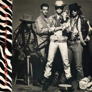 Big Audio Dynamite - This Is Big Audio Dynamite - CBS - CBS 26714, CBS - 26714