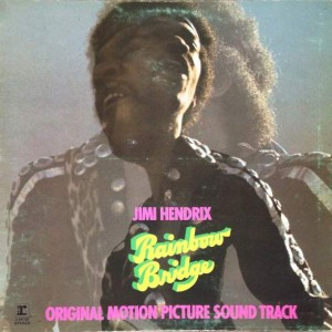 Jimi Hendrix - Rainbow Bridge - Original Motion Picture Sound Track - Reprise Records - K44159, Reprise Records - K 44159