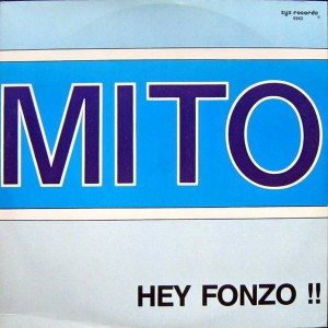 Mito - Hey Fonzo !! - ZYX Records - ZYX 5962
