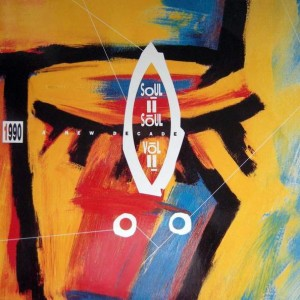 Soul II Soul - Vol. II (1990 - A New Decade) - 10 Records - DIX 90, 10 Records - 210 705
