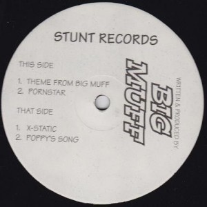 Big Muff - Untitled - Stunt Records - SPT-4007