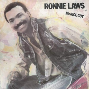Ronnie Laws - Mr. Nice Guy - Capitol Records - EST 4001671