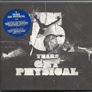 Various - 5 Years Get Physical - Get Physical Music - GPMCD013