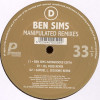 Ben Sims - Manipulated Remixes - Primate Recordings - PRMT 050, Primate Recordings - PRMT050