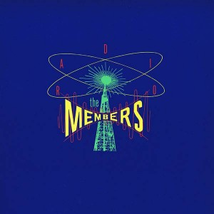 The Members - Radio - Genetic Records - 12WIP 6773