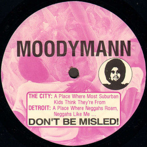 Moodymann - Don't Be Misled! - KDJ - KDJ 7