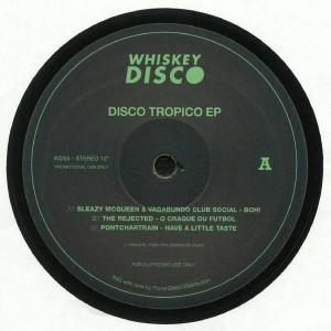 Various - Disco Tropico EP - Whiskey Disco - WD55